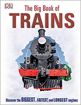 The Big Book of Trains Image